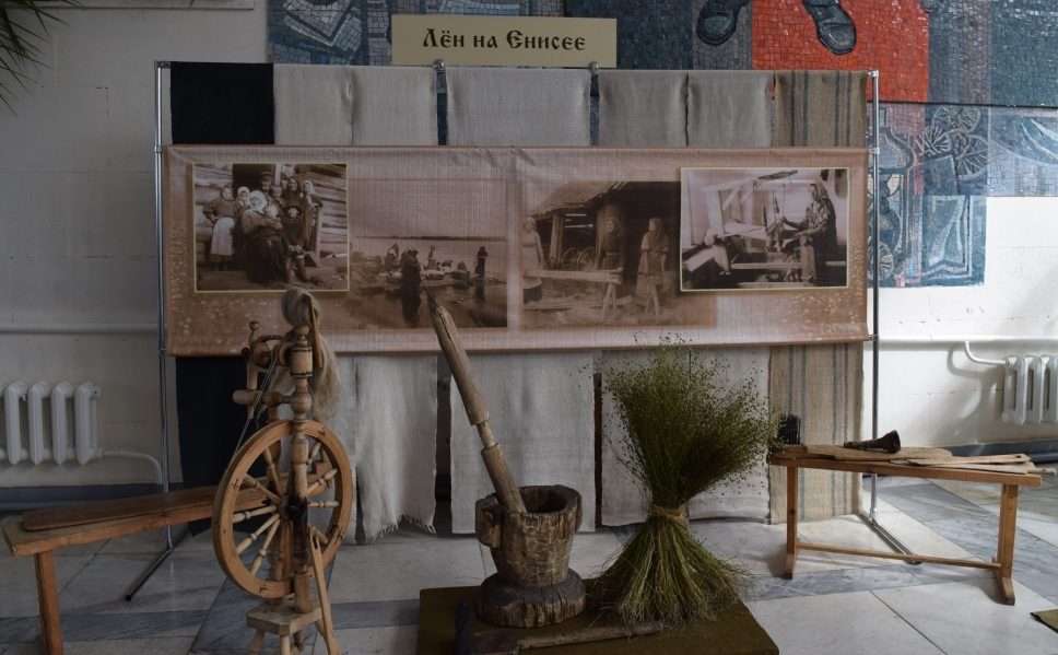 экспозиция-музея-заповедника-Шушенское