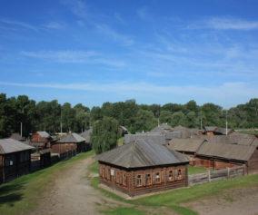 Музей-заповедник «Шушенское»